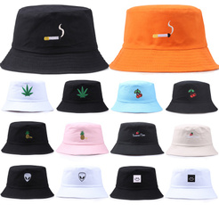 Punk Hats, Exterior, girlsbuckethat, Cigarettes