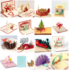 Valentines, popupcard, Christmas, Gifts