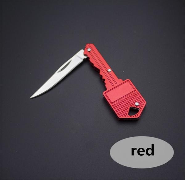 Steel, pocketknife, Key Chain, Folding Knives