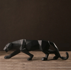 Decor, Gifts, panther, Leopard