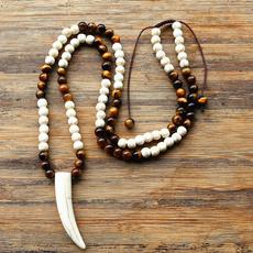 Tiger, eye, Jewelry, Tribal