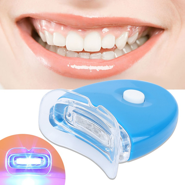 led, teethwhitening, dentaltray, Silicone