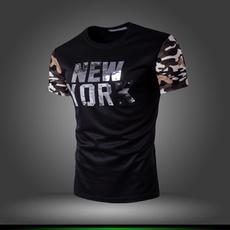 Mens T Shirt, Shorts, printed, Shirt