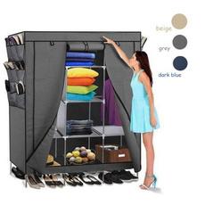 Blues, Closet, Shelf, clothesorganizer