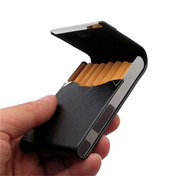 case, Box, tobacco, leather