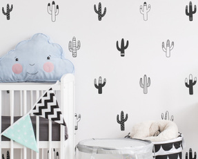 cute, Home Decor, walldecalsampsticker, Stickers