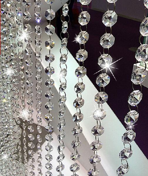 prismscrystalchandelier, Garland, crystalprismschandelier, octagonalcrystal