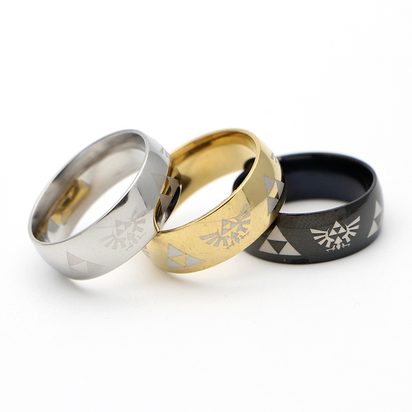 Cosplay, Jewelry, Gifts, fashion ring