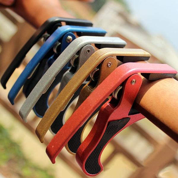 clamp, Electric, quickchange, Metal
