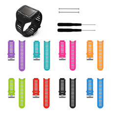 Gps, Silicone, Watch, Band