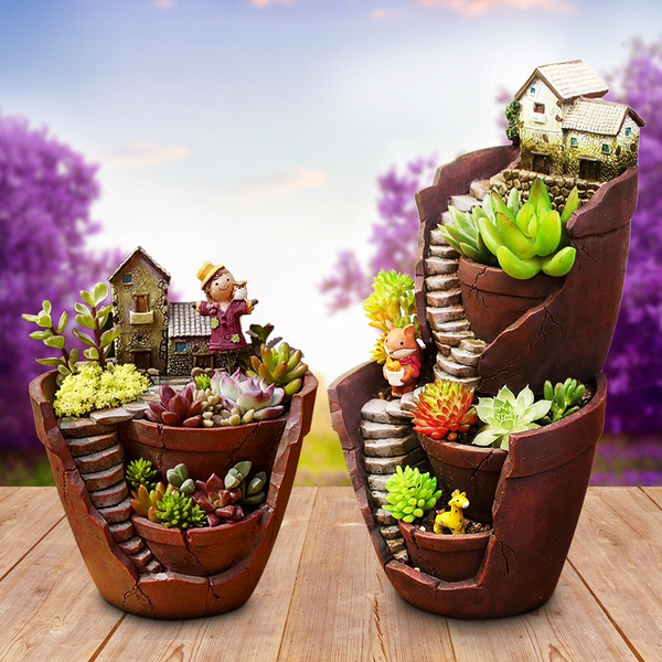 Bonsai, Box, Fashion, Garden