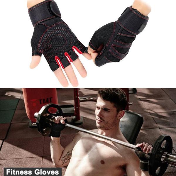 crossfit, Moisturizing Gloves, Fitness, antiskidfitnessglove