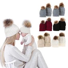 Cotton, Beanie, Fashion, fur