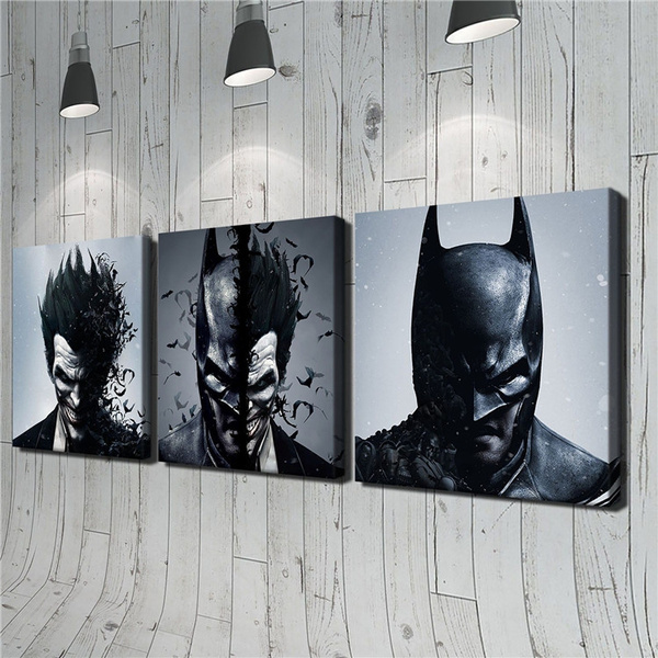 decoration, Home Decor, wallartsticker, Batman