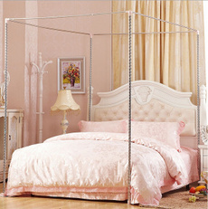 bedroomcurtain, King, Tamaño Queen, canopie