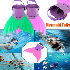 Cosplay, Swimming Costume, swimmingfin, Sports & Outdoors