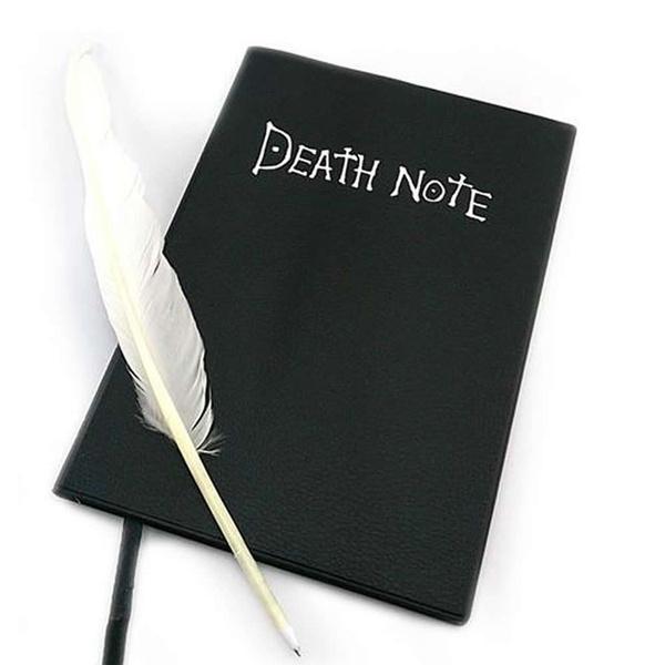 deathnote, Cosplay, animenotebook, journaldiary