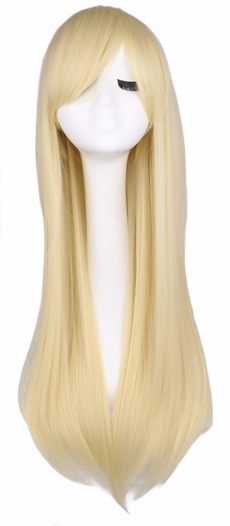 wig, Synthetic, Fashion, Cosplay