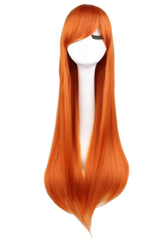Synthetic, wig, Cosplay, Straight