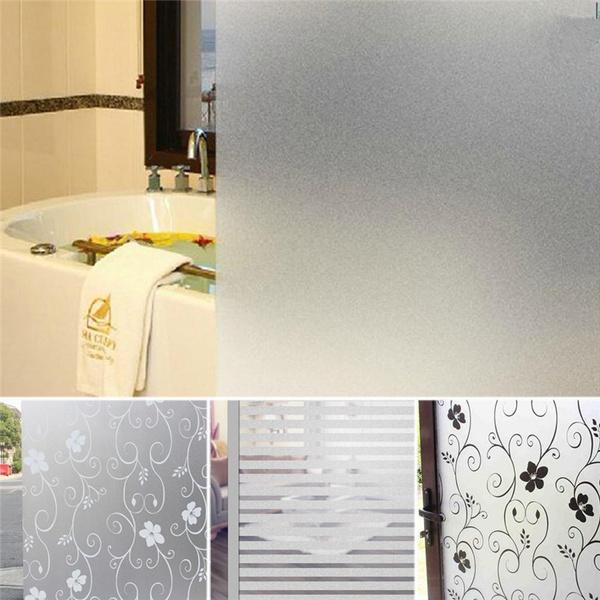 Home & Kitchen, Bathroom, bathroomsticker, glasssticker