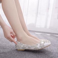 pointedtoeflat, Flats, Plus Size, Flats shoes