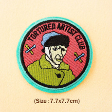 badgepatche, Fashion, Vans, irononpatch