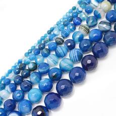 Blues, diyjewelry, Jewelry, Handmade