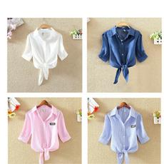 blouse, gradientcolor, Plus Size, Tops & Blouses