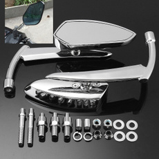 motorcycleaccessorie, sidemirror, Aluminum, motorcyclesidemirror