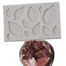 leaves, leaf, pressure, gumpastecandy