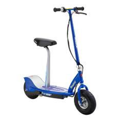 razore300, bluerazormotorizedscooter, Electric, razore300srechargeableelectricscooter