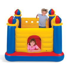 Colorful, Inflatable, kidsbouncehouse, jumpingbouncycastle