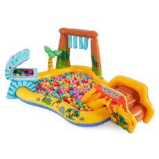 intexkiddiepool, intexkiddiepool57444ep, Inflatable, Dinosaur