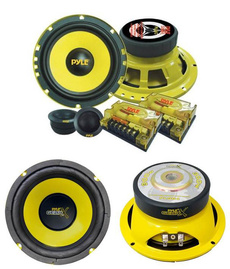 pyle, carmotorcycleelectronic, Cars, Subwoofer