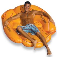 Baseball, pool, kidsadultsizefunblowuploungerrideon, Inflatable