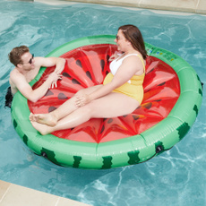 intexwatermelonraft, watermelonpoolfloat, watermelonpoolraft, Inflatable