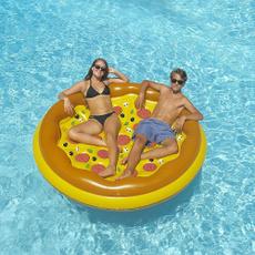 personalpizzapoolfloat, pizzaislandfloat, Inflatable, personalpizzafloat