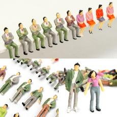 Toy, modelpeople, minifigure, Train