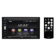 doubledinplayer, Touch Screen, Remote, touchscreencarmultimediaplayer