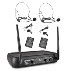 Microphone, headsetmicrophone, pyle, mobilemicrophonesystem