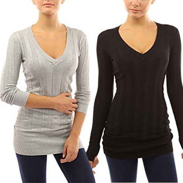 shirtsamptop, blouse, Women Sweater, tunic