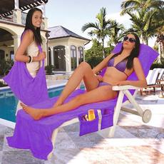 loungechair, sunlounger, beachmat, Travel