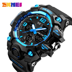 multifunctionalwatch, Fashion, led, Waterproof Watch