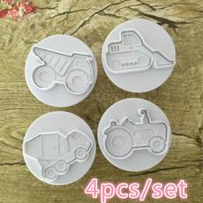 Plastic, kitchendiytool, plasticplungercutter, Comida