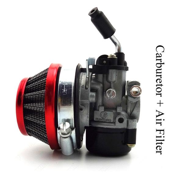 minimotorizedbicyclecarbcarburetorairfilterset, 49ccmotorcyclecarburetor, 60ccmotorcyclecarburetor, Bicycle