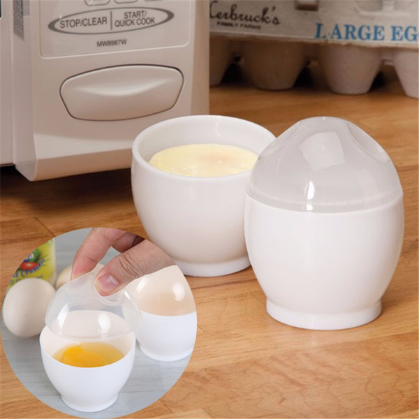 Microwave Egg Cooker White
