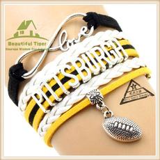 fansbraidedbracelet, antoniobrown, Pittsburgh Steelers, Pittsburgh