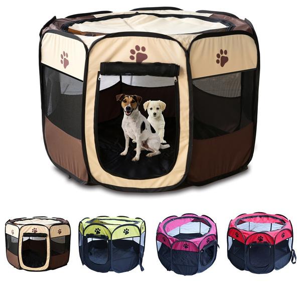 playpen, foldingcage, dogkennel, Sports & Outdoors