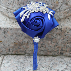 wedding decoration, Jewelry, DIAMOND, blueweddingflower