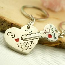 Keys, Heart, Key Chain, lover gifts